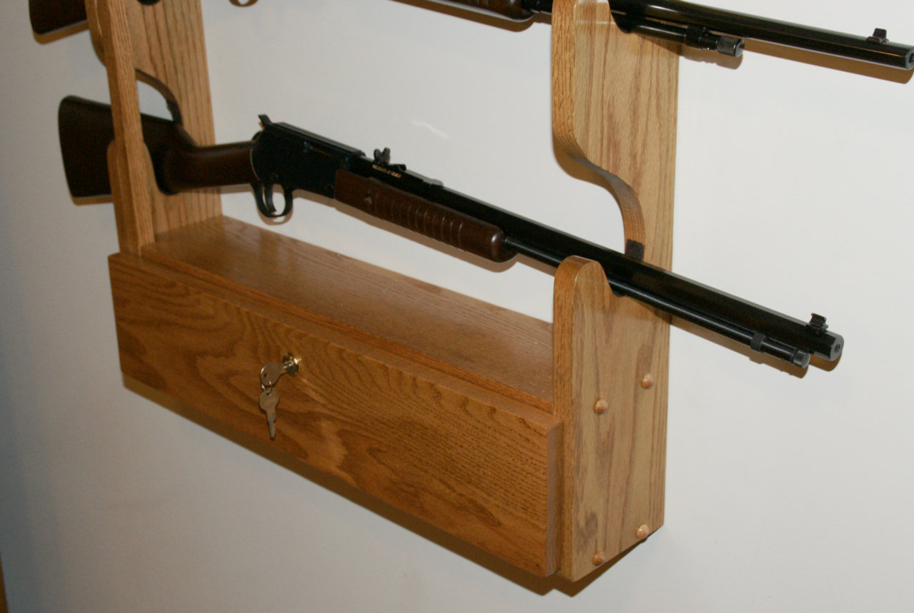 Thread: Got Myself A Nice Gun Rack. Full resolution‎  pic, nominally Width 1280 Height 859 pixels, pic with #6E4014.
